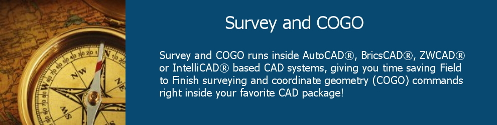 Survey and Cogo